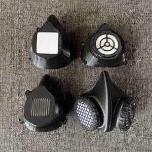 4 Types of Open Source 3D Printed Masks