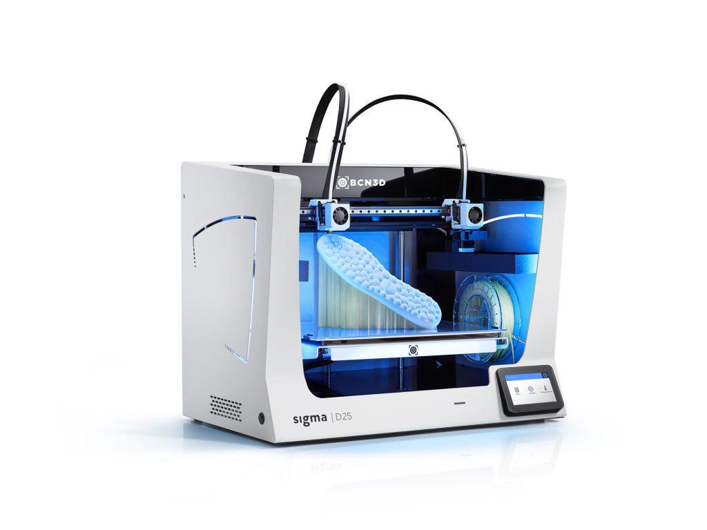 BCN3D Sigma D25 Idex 3D Printer