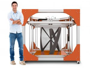BigRep 3D Printer from Germany